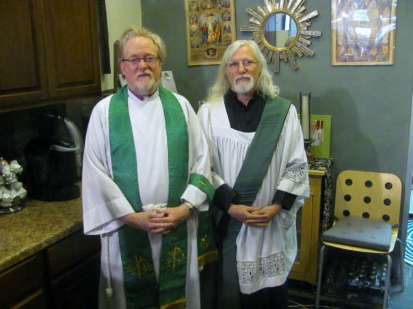 Bishop Tony & Deacon Jerry