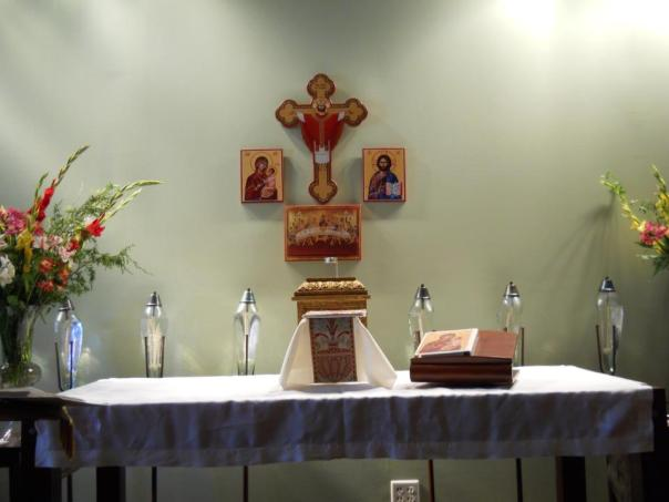 All Souls Universal Catholic Church Altar